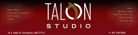 talon studio tattoo frederick md professional tattoo artists
