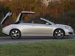 pontiac g6 convertible 2009 pictures information u0026 specs