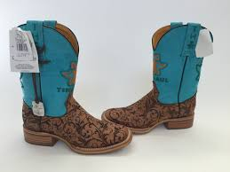 tin haul damask king tut cowgirl western boots new size 5 5