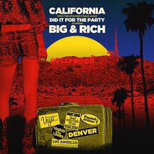 california photo album new single california just announced big rich