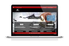 home remodeling website design website design company stevens point wi