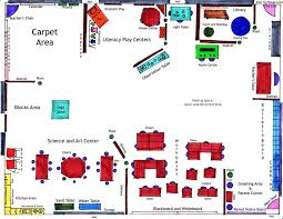 Preschool Floor Plans Tomorrow U0027s Classroom Artcobell