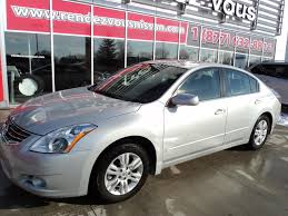 nissan altima for sale calgary used 2012 nissan altima 2 5s luxury package at rendez vous nissan