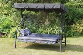 albany luxury garden furniture swing bed cheaper online co uk