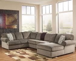 U Shaped Sofa Sectional by Microfiber U Shaped Chaise Sectional 39802 Ashley Furniture Jpg