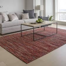 Sari Silk Rugs by Mats Inc Sari Silk And Jute Hand Woven Red Area Rug U0026 Reviews