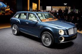 bentley suv bentley officially green lights suv sales begin in 2016