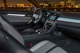 inside of a honda civic 2017 honda civic reviews and rating motor trend