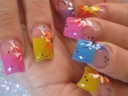 34 different nail art designs pics fashion