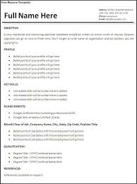 basic resumes exles exles of resume for application fresh basic resumes sles