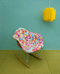 it is time to get funky psychedelic eames style rocker