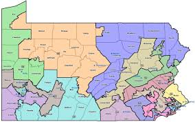 Map Of Counties In Pa Here U0027s A Commonsense Solution To Fix Pa U0027s Congressional Map