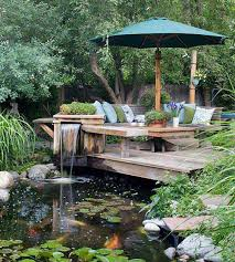 Waterfall In Backyard 76 Backyard And Garden Waterfall Ideas