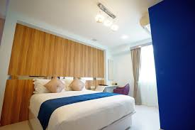 Blue Rooms by Superior Blue Room Queen Serta Bed Five 6 Hotel Splendour