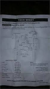 i need a wiring diagram for kenmore 580 75151500 to replace fixya