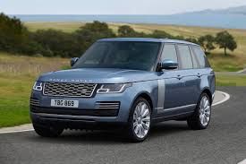 land rover vogue sport facelifted 2018 range rover gets hybrid tech and more luxury