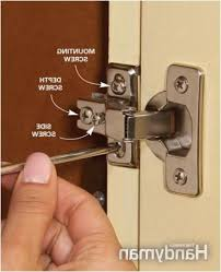 how to adjust corner kitchen cabinet hinges great adjusting corner cabinet hinges how to adjust