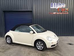volkswagen beetle convertible used volkswagen beetle convertible 1 6 luna cabriolet 2dr in