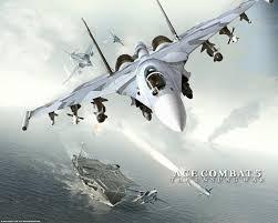 ace combat 5 unsung war custom wallpaper su 35 by billym12345