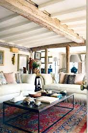 Living Room Ceiling Beams Fabulous Room Ceiling Beams View Exposed Wood Beams Living Room
