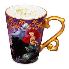 new disney fairytale designer collection mugs from disney store