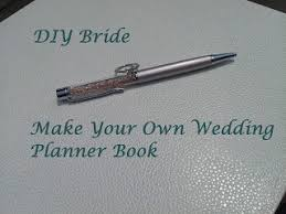 free wedding planner book how to make your own wedding planner free printables