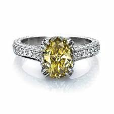 canary yellow engagement ring amazing canary yellow engagement rings collection