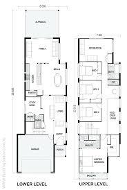 homes for narrow lots floor plans narrow lot homes thecashdollars com