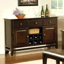 kitchen sideboard cabinet wine server sideboard kitchen wine buffet hutch black sideboard