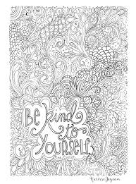 printable inspirational quotes to color printable difficult coloring page favourites pinterest
