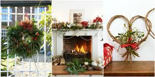 Christmas Decorating Diys 8 Ways To Decorate Your Home With Greenery This Christmas