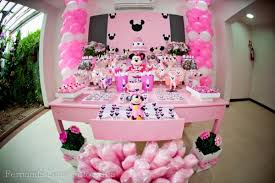 minnie mouse theme party kara s party ideas disney minnie mouse girl pink themed birthday