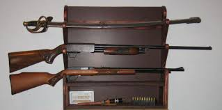 free gun cabinet plans with dimensions free gun rack plans how to build a gun rack