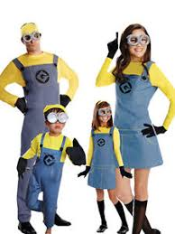 Despicable Minion Costume Fancy Dress Minion Costume Despicable Boys Girls