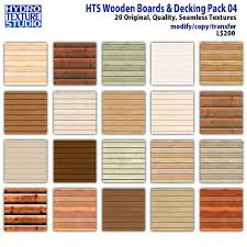 second marketplace hts boards decking pack 04