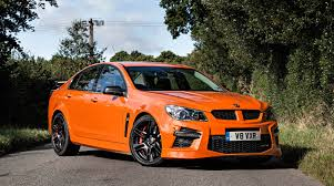 vauxhall orange luxurious magazine road tests the vauxhall vxr8 gts luxurious