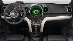 mini cooper interior gallery 2018 mini cooper s e countryman all4 interior autoweek