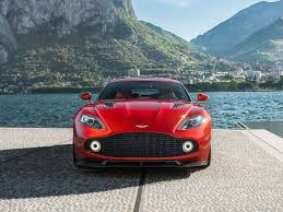 aston martin supercar concept aston martin vanquish zagato headed for extremely limited