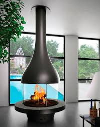Fireplace Stuff - wood fireplace contemporary open hearth central zelia 908