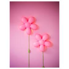 Flower Light Bulbs - smila blomma wall lamp ikea