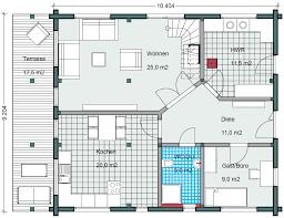 Wohnzimmer Quadratisch Grundriss Honka Einfamilienhaus Modell Peak Erdgeschoss Grundriss In