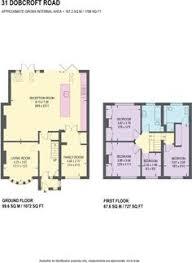 Redrow Oxford Floor Plan Floorplan 1930s Semi Pinterest More 1930s Semi Ideas