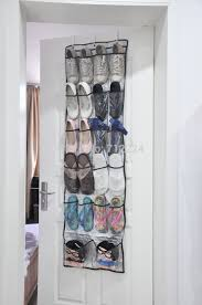 Door Shoe Organizer Bag Clutch Picture More Detailed Picture About 22 Pockets Clear