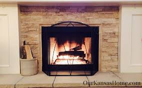 home decor cool stone fireplace makeover room ideas renovation