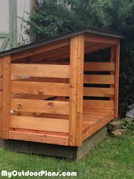 Diy Firewood Shed Plans by Build A Wood Storage Shed Pretty Handy Welcome I U0027m