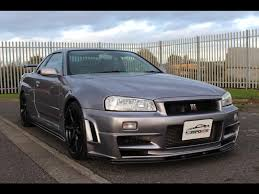 jdm nissan skyline r34 for sale in uk