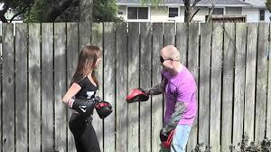 unreal boxing guy youtube backyard ideas