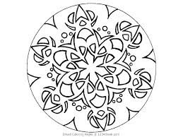 Rangoli Coloring Pages Designs Page Colouring Pictures Design Easy