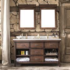Solid Wood Bathroom Cabinet Bathroom Cabinet Sale Shop Online For Bathroom Cabinet At Ezbuy Sg
