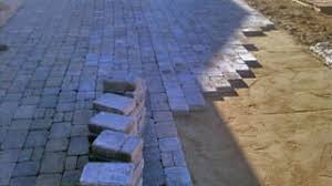 Simple Paver Patio Patio Design Outdoor Design Services Malone S Landscaping